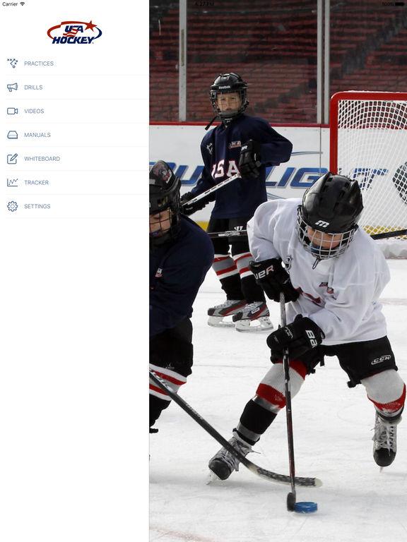 usa hockey mobile coach apppicker