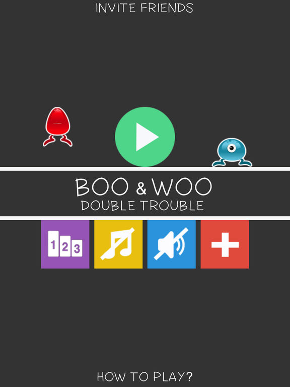 Boo and Woo: Double Trouble (Full) Screenshots