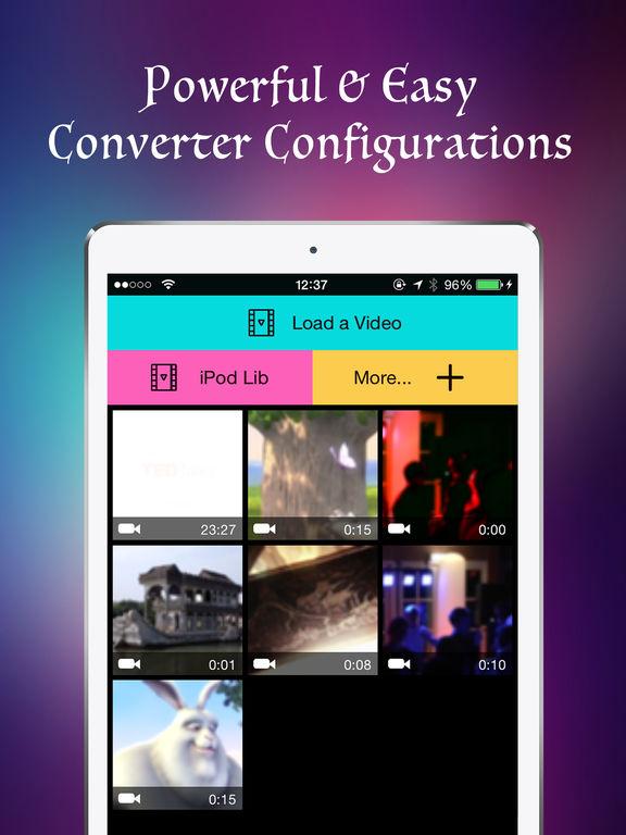 VConverter - The Best Video or Audio Converter Screenshots