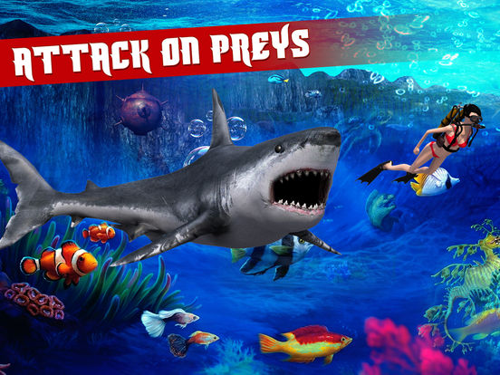 Download fishing game real shark koreanmemo for Shark fishing games