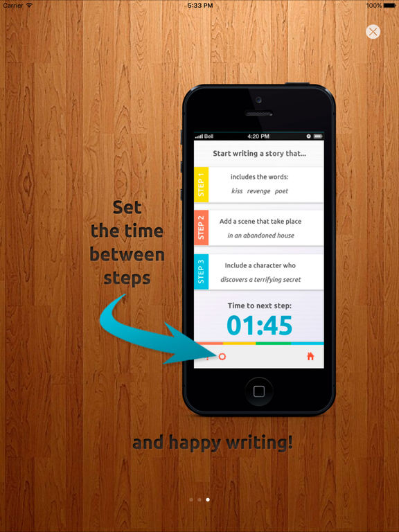 iphone apps for creative writing Apps for writers best writing apps for mac if you write on your mac, you want one of these apps joseph keller 7 apr 2017 6 iphone and ipad, free.