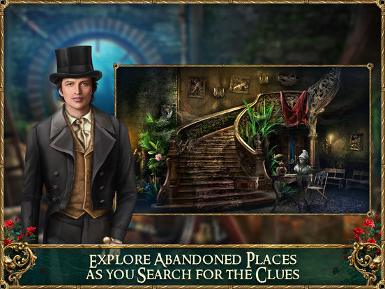 Forgotten Places: Regained Castle - A Hidden Object Adventure (Full) Screenshots