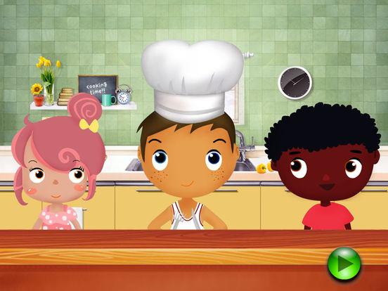 кулинария123 на iPad