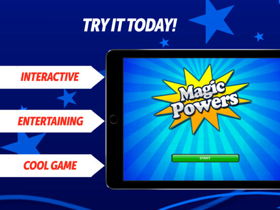 Magic Powers - What Would You Want? Lite iPad Screenshot 1