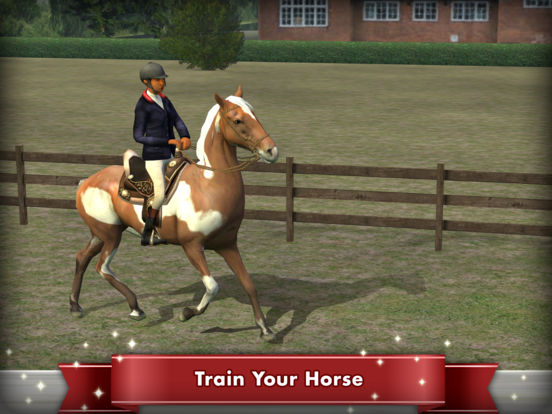 Screenshots of My Horse for iPad