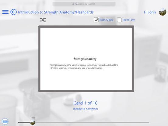 Body Anatomy for iPad iPad Screenshot 5