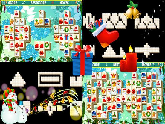 Mahjong Xmasscreeshot 3