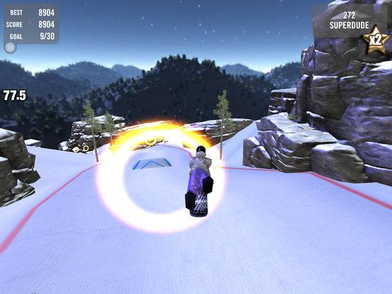 Crazy Snowboard Free для iPad