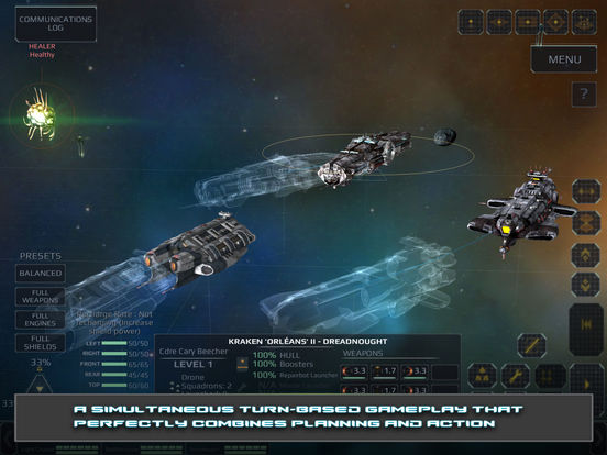 Star Hammer: The Vanguard Prophecy Screenshot