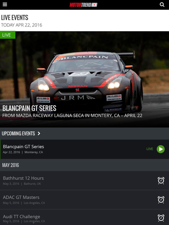 App shopper motor trend ondemand entertainment for Is motor trend on demand worth it