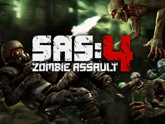 #4. SAS: Zombie Assault 4 (iOS)