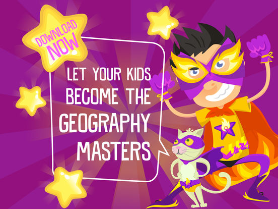 Atlas 3D for Kids – Games to Learn World Geographyscreeshot 5