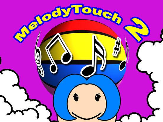 MelodyTouch2 iPad Screenshot 1
