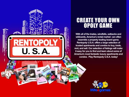 Rentopoly USA screenshot 5