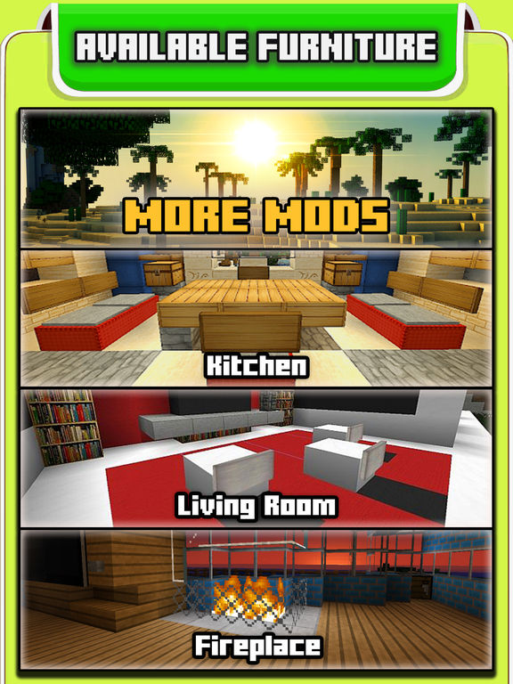App Shopper Insta Furniture Mods Edition Guide For