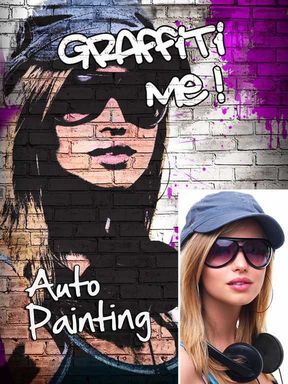 Graffiti Me!™ Screenshots