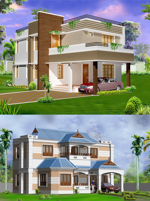 App Shopper Home Design Beautiful Home Exterior Designs