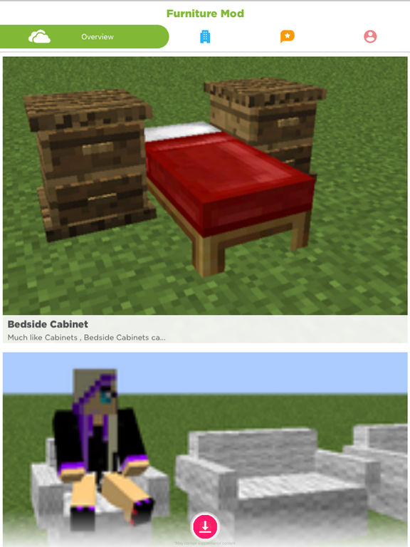 Furniture Edition Mods Guide For Minecraft Pc Game Apprecs