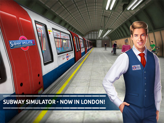 Subway Simulator 2 - London Underground Deluxe Screenshots