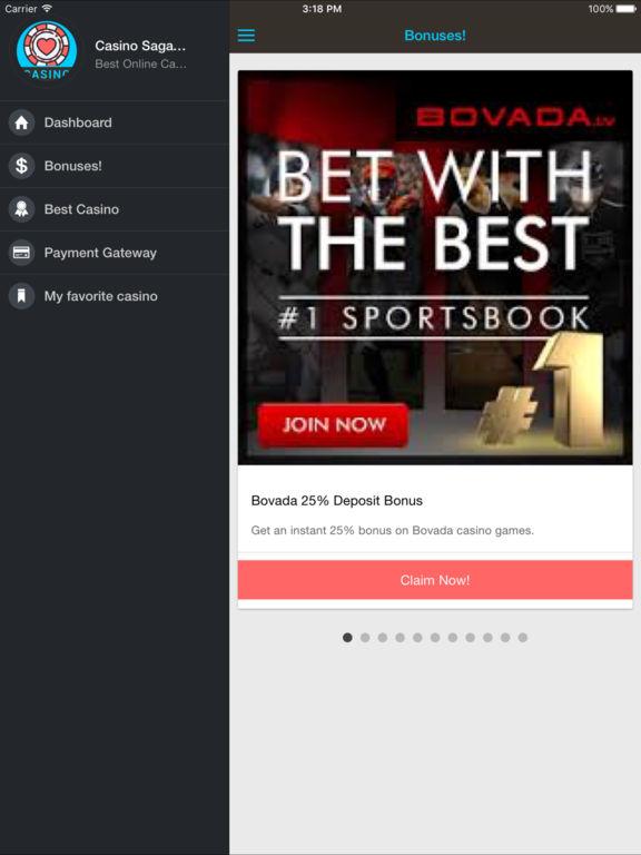online casino best  app
