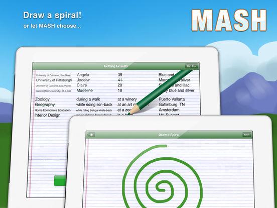 MASH Lite iPad Screenshot 2