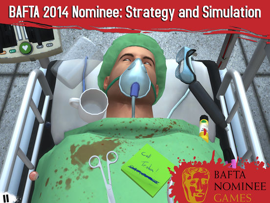 Surgeon Simulator Screenshots