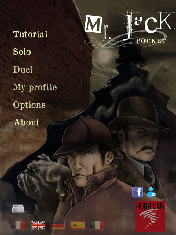 Mr Jack Pocket Screenshots