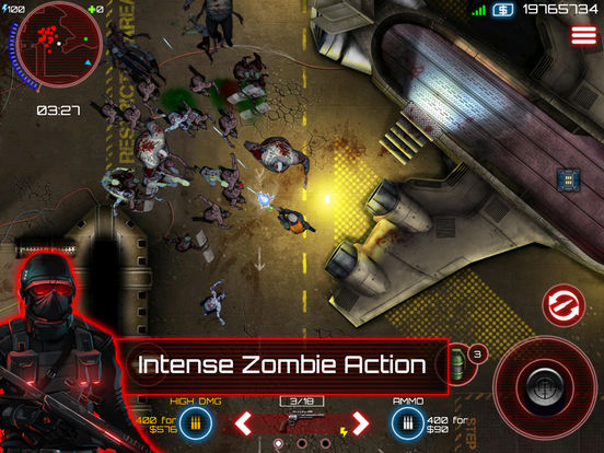 #2. SAS: Zombie Assault 4 (iOS)
