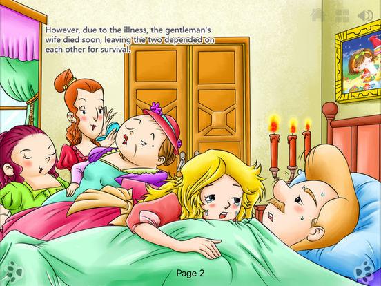 iBigToy Interactive Book-Cinderella HD iPad Screenshot 1