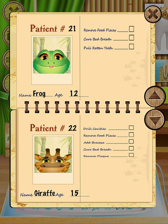 Animal Dentist - Little Baby Pet Doctor Kids Gamesscreeshot 5