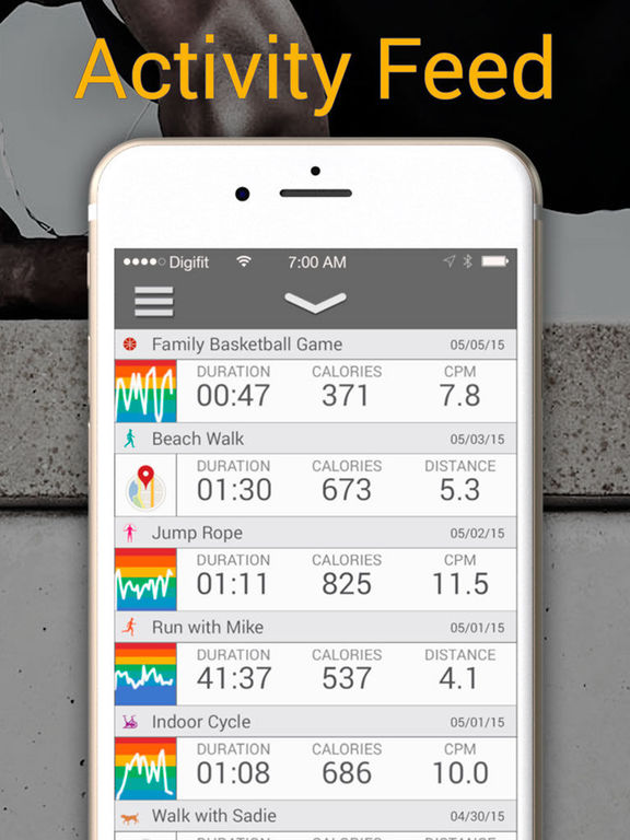 iBiker | Biking Workout & Route Tracker | Heart Rate Training | Indoor Cycling, Mountain Bike Fitness | Multi-Sport, Activity, GPS & Map Tracking screenshot