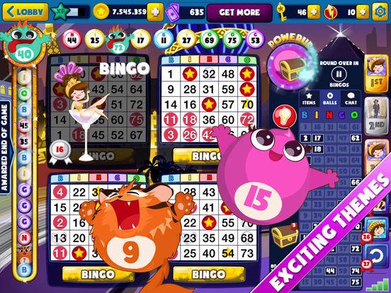 Screenshot 2 Bingo Lane HD — FREE Bingo Game