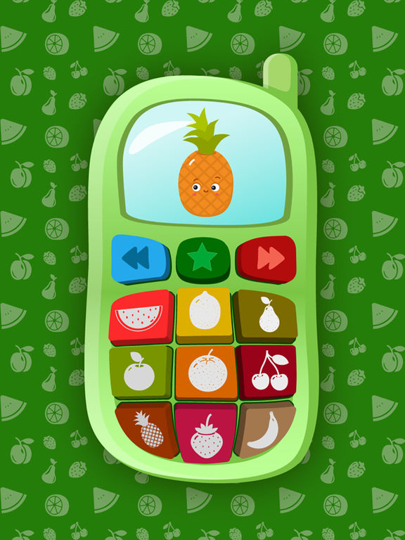 Baby Phone - Educational Sound Game for Toddlersscreeshot 4