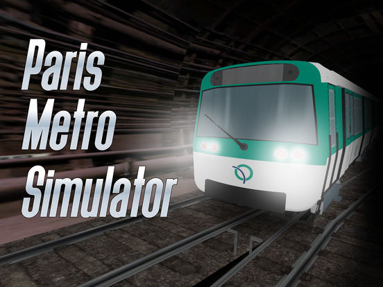 Paris Subway Simulator 3D Full Screenshots
