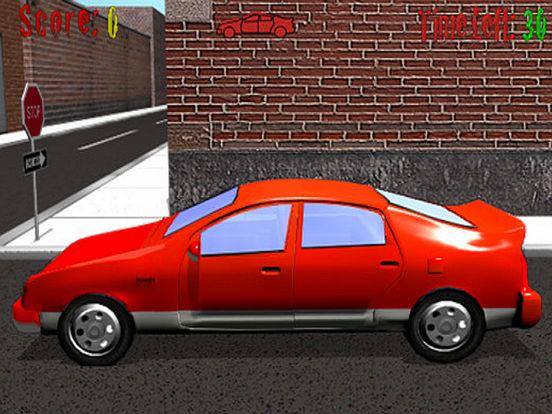 iBash Cars Lite iPad Screenshot 3