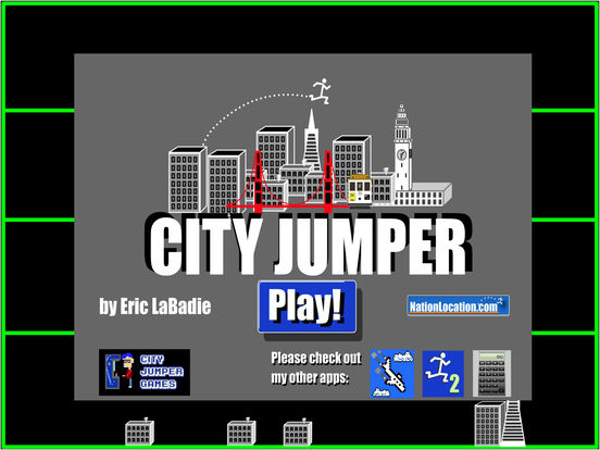 City Jumper iPad Screenshot 2