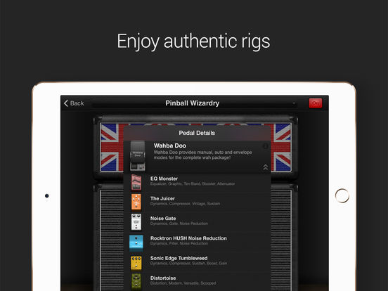 AmpKit+ iPad Screenshot 3