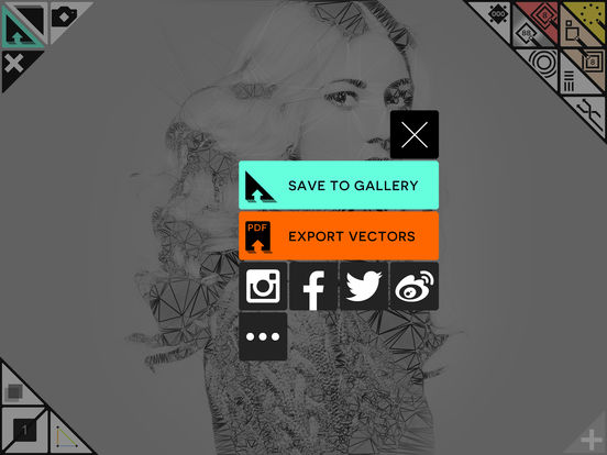 Trimaginator ▲ Create Awesome Art! Screenshots