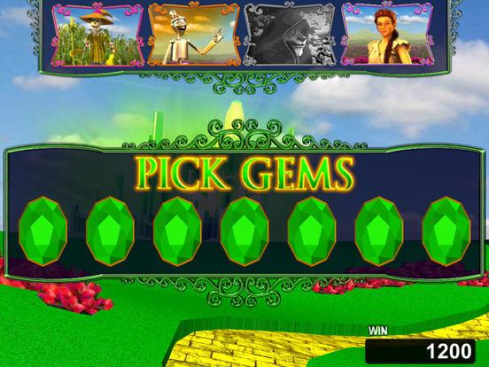 wizard of oz slot machine free
