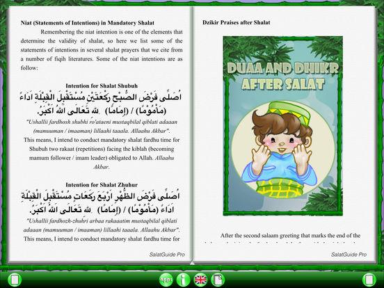 SalatGuide Pro for iPad iPad Screenshot 4