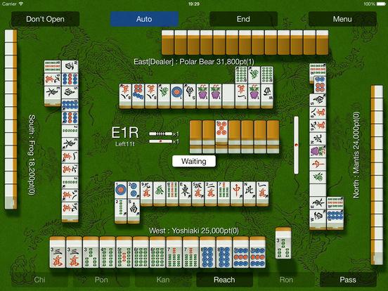 Mahjong Mobile XL iPad Screenshot 1