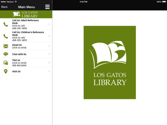 LGPL iPad Screenshot 5
