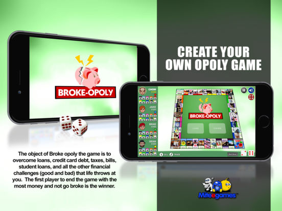 Broke opoly screenshot 8