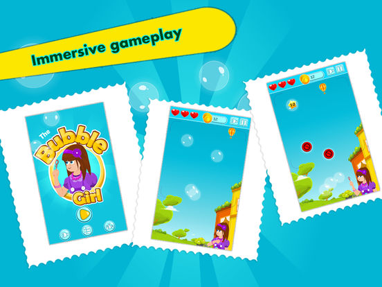 Bubble Girl - Play The Game Online 4 Free