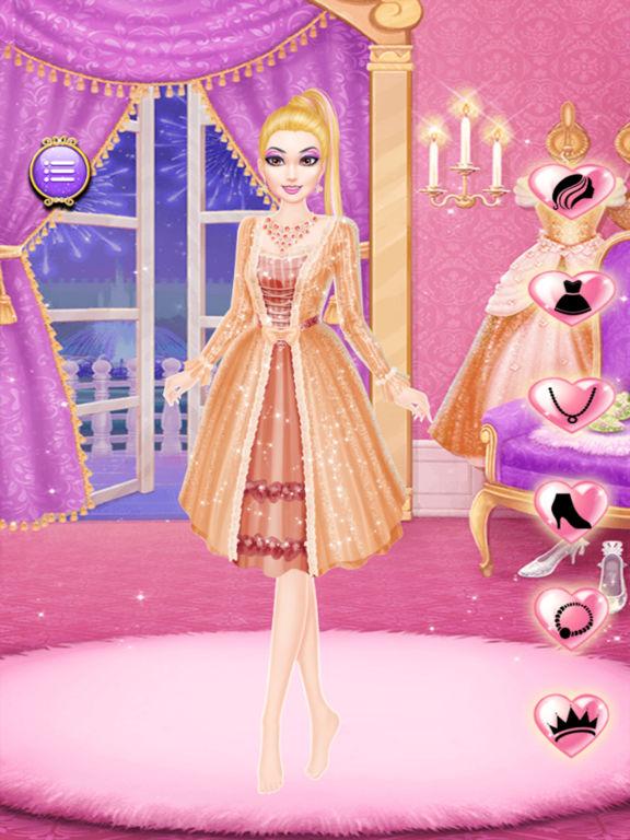 Glam Princess Salon Makeover screenshot 6