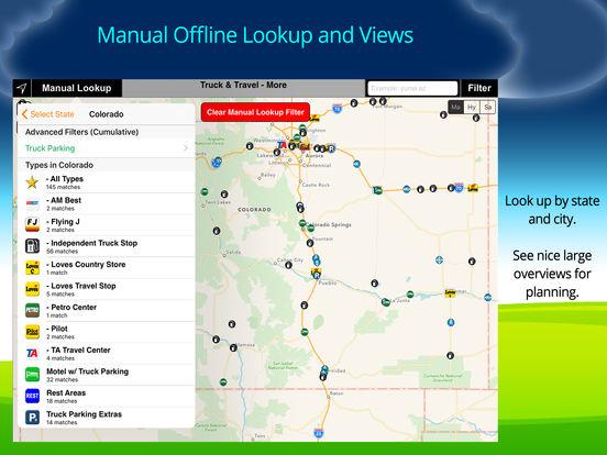 Truck & Travel iPad Screenshot 5
