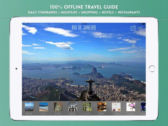 janeiro travel guide offline