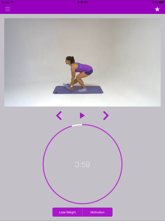 Warm Up Cardio Exercises and Workout Routine Screenshots