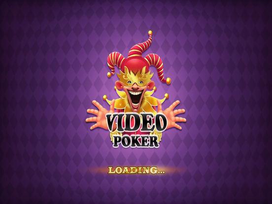 Jackpot Video Poker - Free Casino Poker Gamesscreeshot 1
