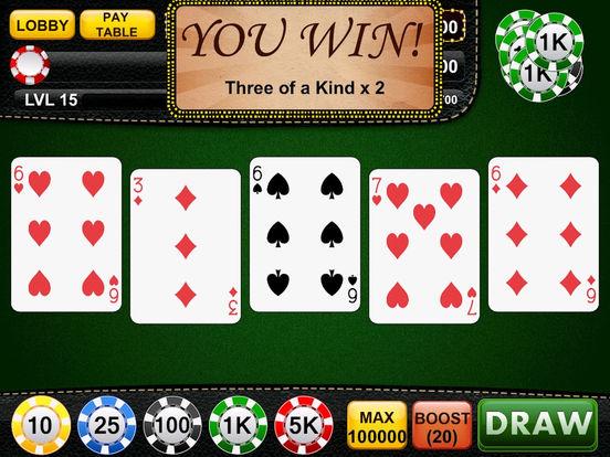 Ee video poker